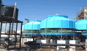 industrial cooling tower manufacturers in India